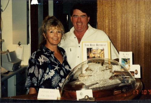 Allan & Liene Prince - Owners