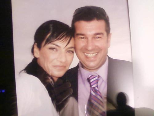 Suzana i Boris Begonja