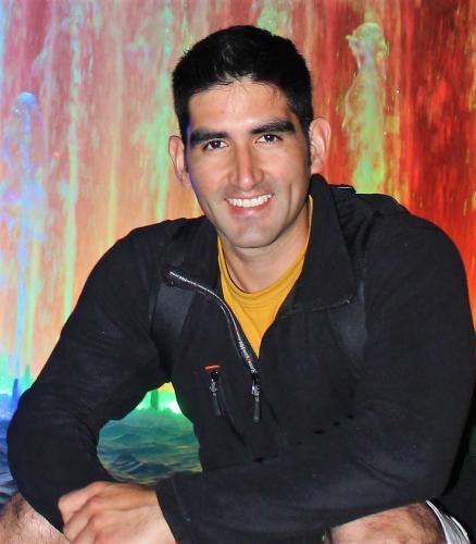 Cristian Pérez Torrealba