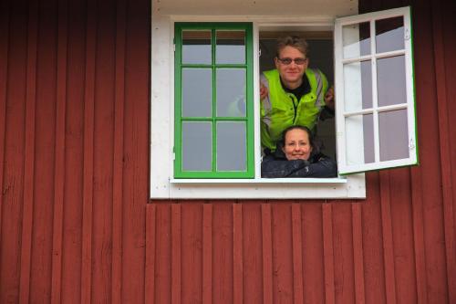 Katja Mustonen-Kemmelmeier Ove Kemmelmeier