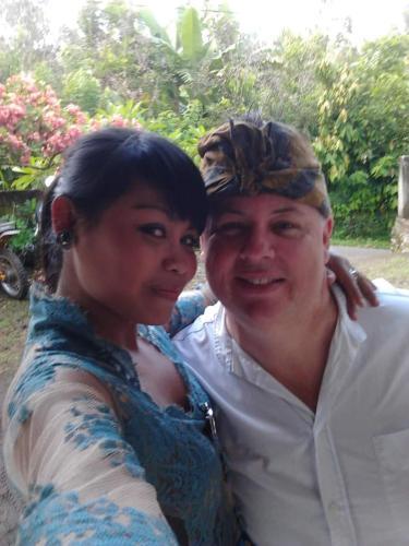 Rodney Harris and Niluh